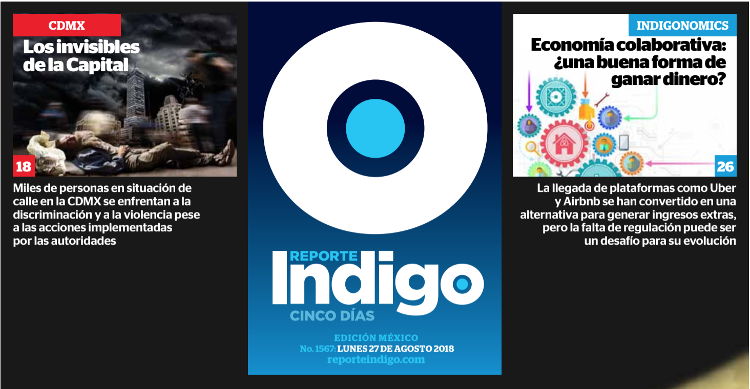 Reporte Indigo Economía Colaborativa