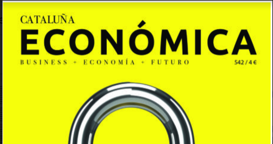 Revista Cataluña Economica claves internacionalización