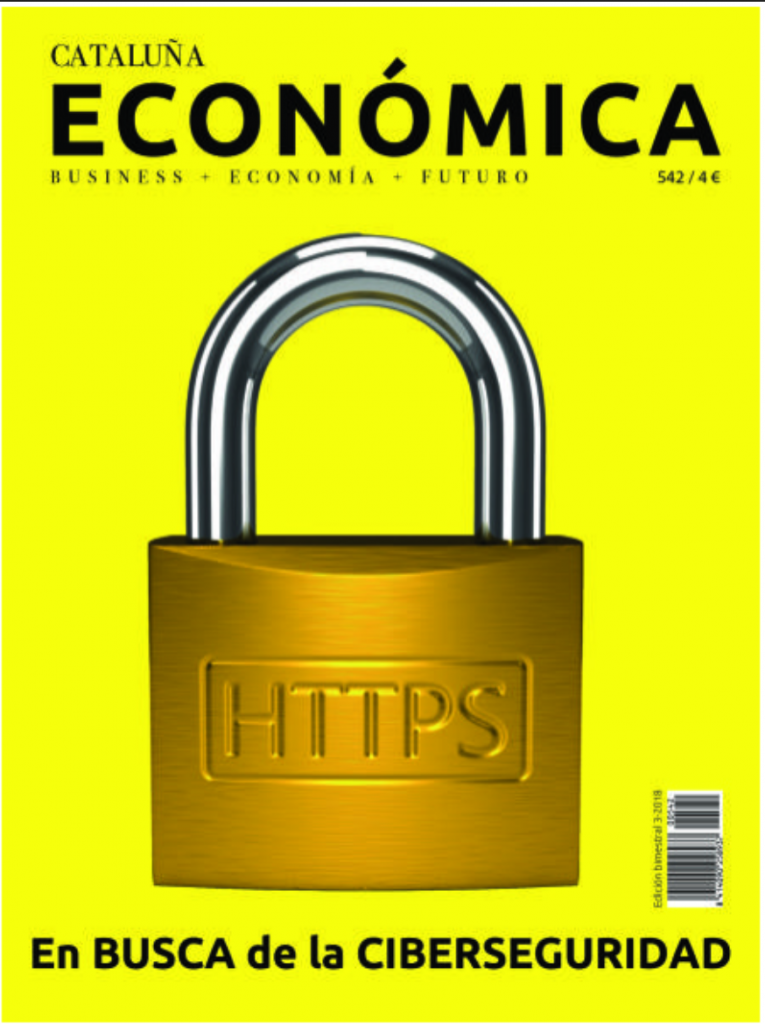 Revista Cataluña Económica 1