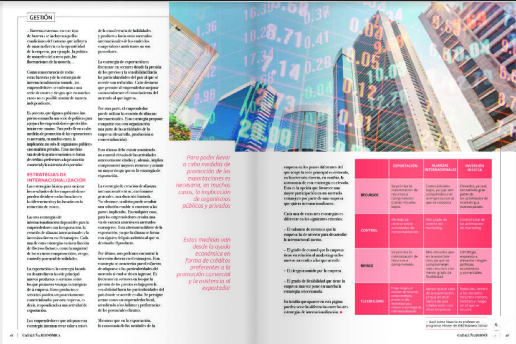 Revista Cataluña Económica 3