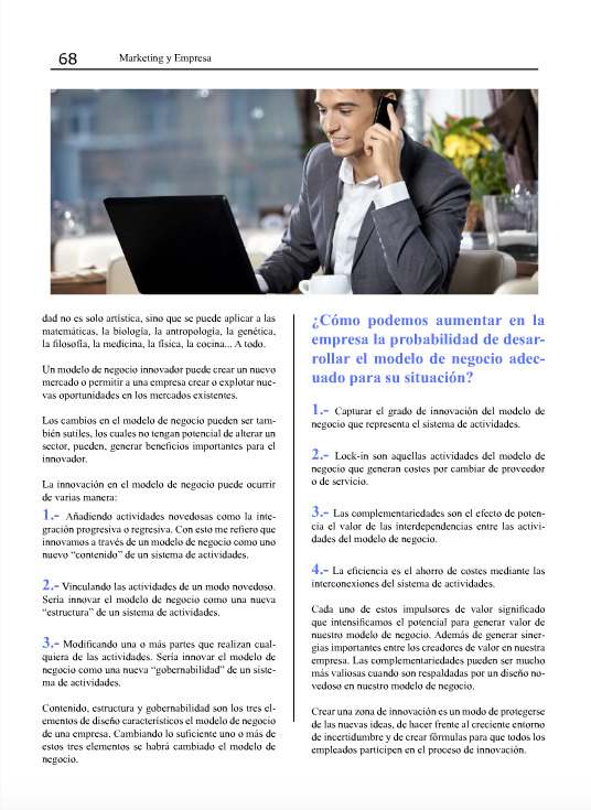 Marketing y Empresa - Eserp 3
