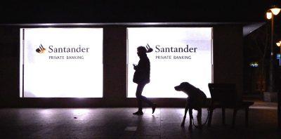 Así es la emisión de bonos del Santander basada en el blockchain