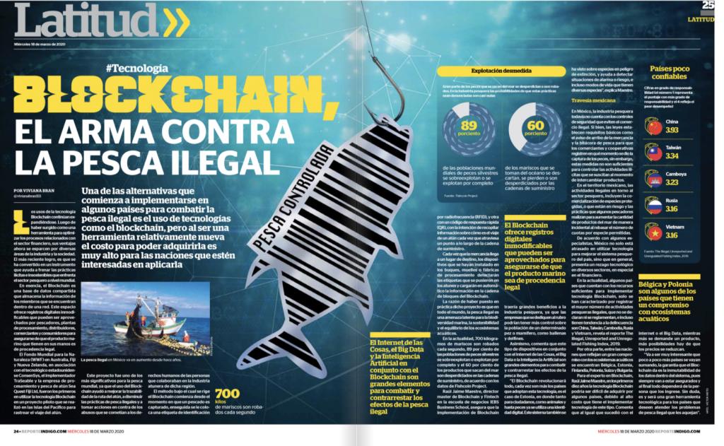 Reporte Indigo Blockchain