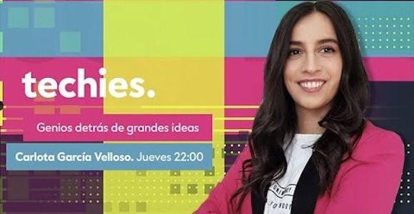 Negocios TV_Techies_Carlota