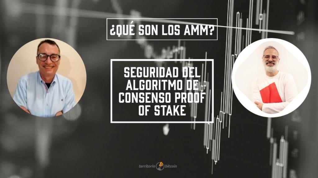 Seguridad del algoritmo de consenso proof of stake