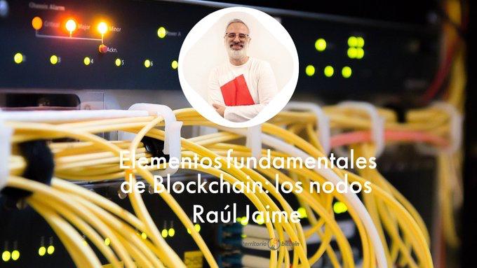 Elementos fundamentales de Blockchain_los nodos