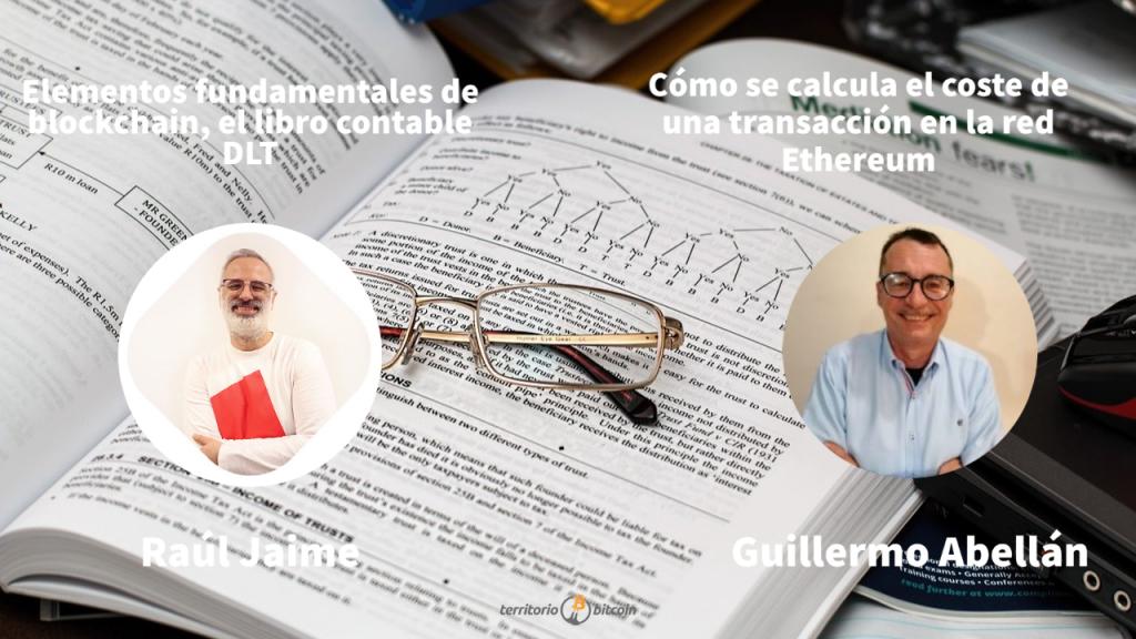 Elementos fundamentales de blockchain_el libro contable DLT