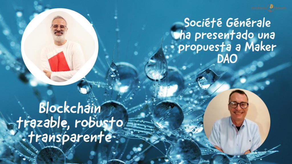 Blockchain trazable robusto y transparente