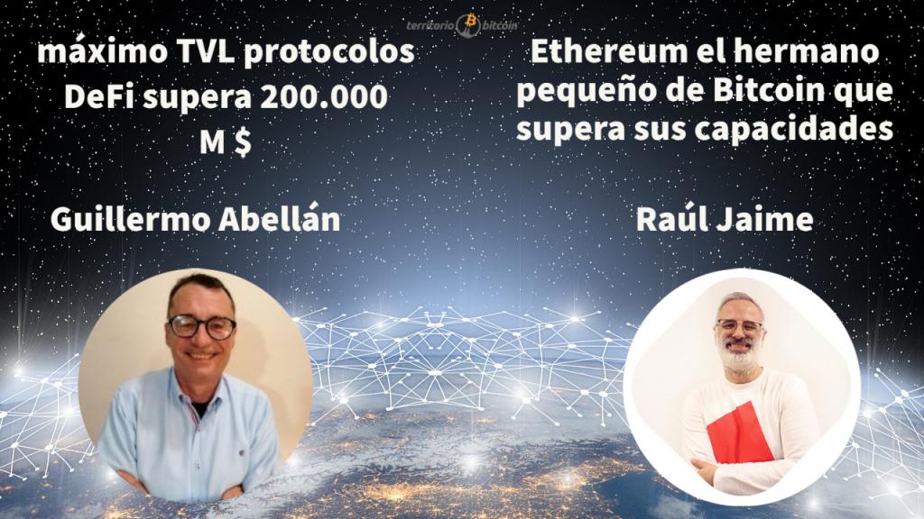 Ethereum el hermano pequeño de Bitcoin que supera sus capacidades